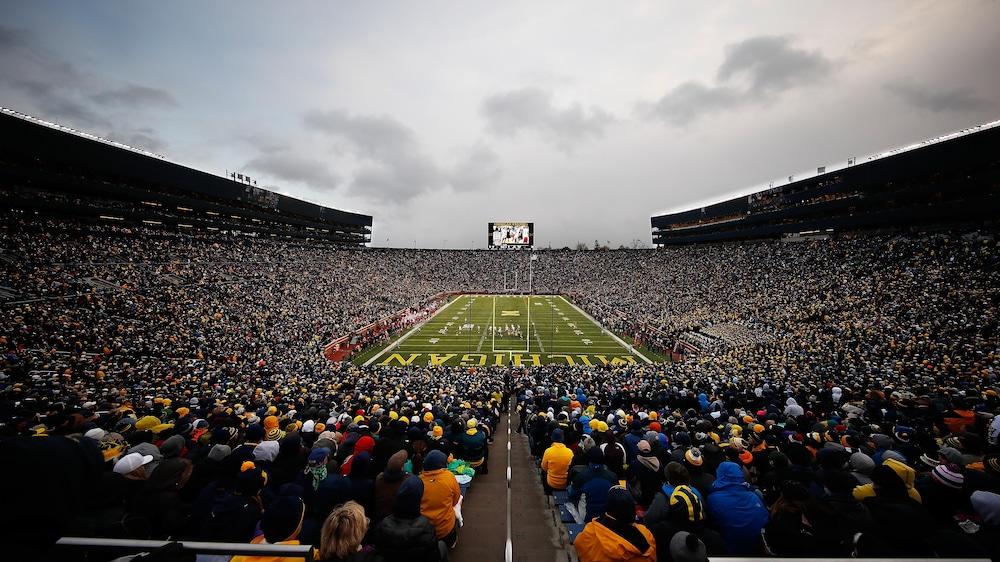 Le Michigan Stadium