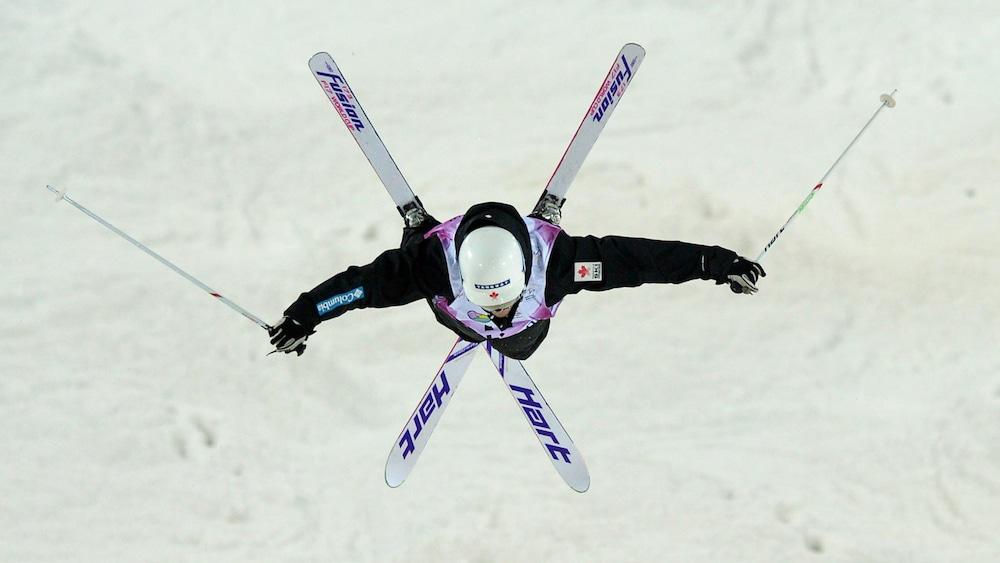 Philippe Marquis à l'épreuve test des Jeux de Sotchi, à l'hiver 2013