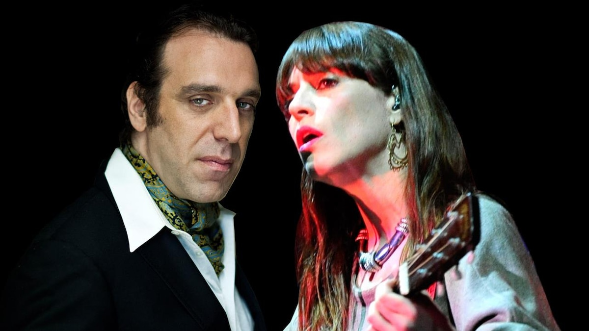 Verses Chilly Gonzales And Feist Have A One On One