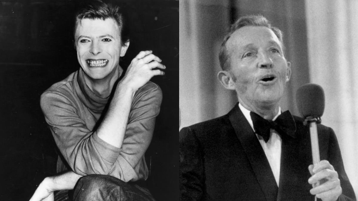 david bowie bing crosby and the story of the strangest christmas duet ever cbc music - David Bowie Christmas