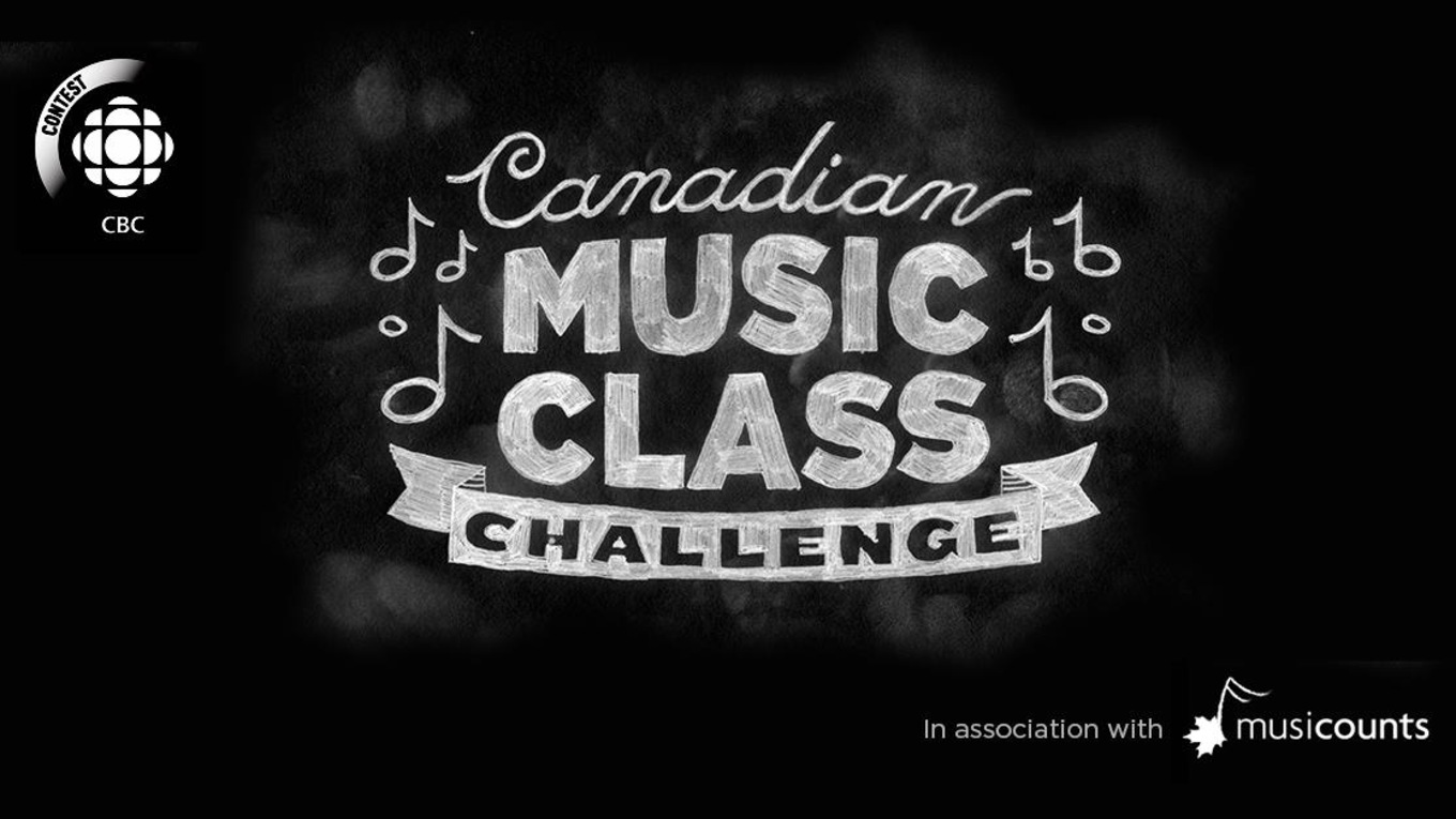 CBC Canadian Music Class Challenge