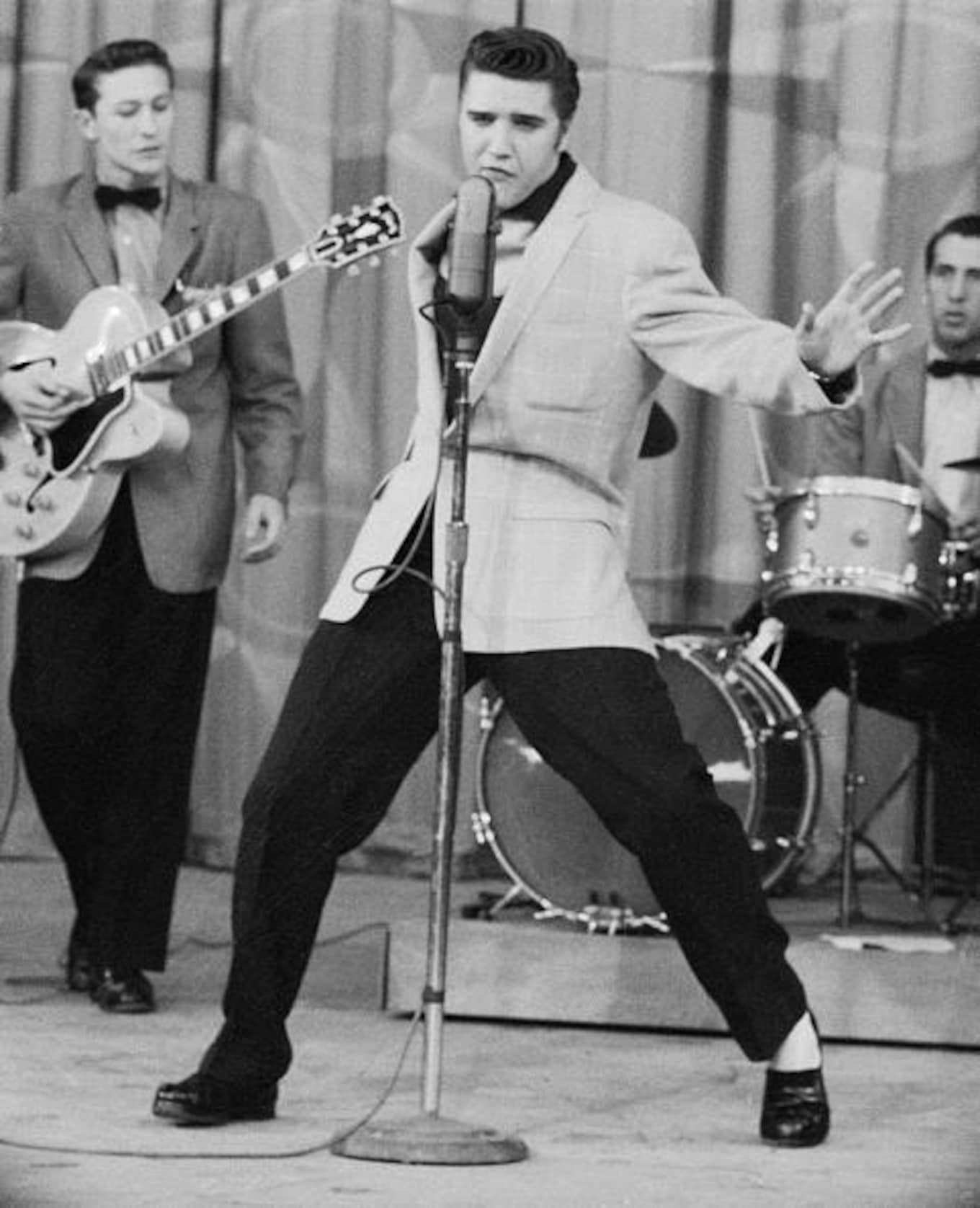 Johnny Rock Dance Shoes