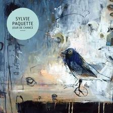 Sur la pochette de ce disque, une peinture bleutée représente un oiseau.