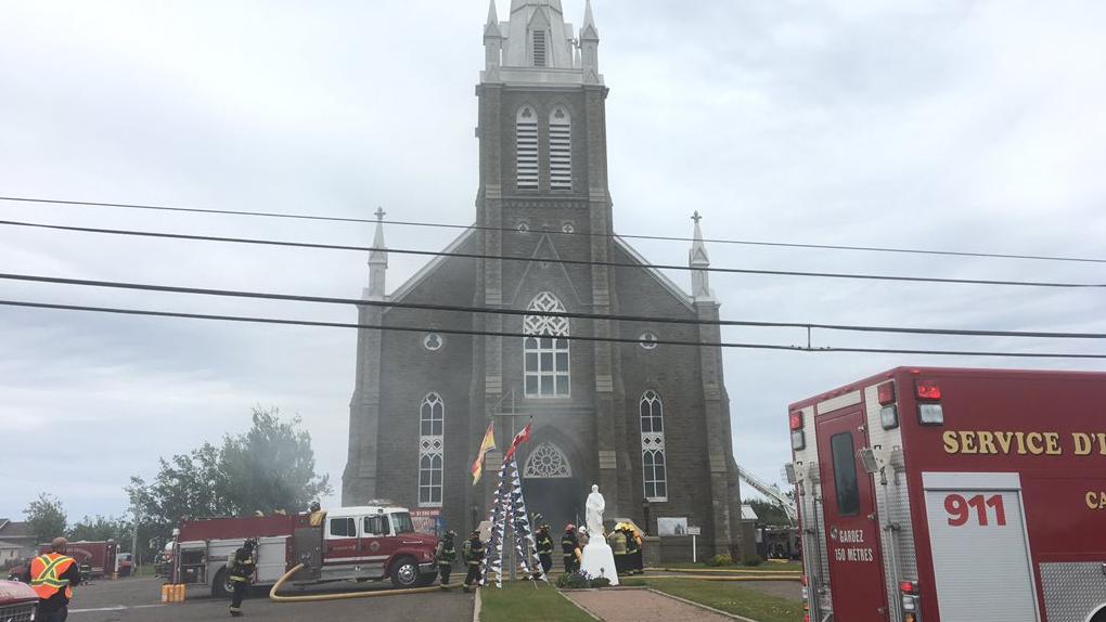 CaraquetLa Incendie Bas Des Pompiers Négligence À Cesser Doit jSzVULMGqp