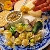 Confiture de tomatilles, cerises de terre et jalapenos