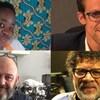 Rosine Ngansop , Xavier Kleinermann, Pascal Geoffroy et Gabriel Osson