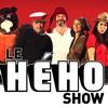 Les personnages de l'émission Le Hé Ho Show posent pour une photo.