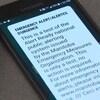 L'alerte à la tornade reçu sur les téléphones de la plupart des Canadiens vendredi.