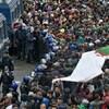 Manifestation à Alger.