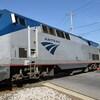 Un train d'Amtrak