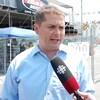 Andrew Scheer accorde une entrevue.