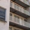 Des balcons en mauvais état.