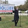 Barbara Bollier, candidate démocrate au Sénat