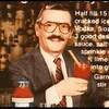 Coupure de publicité montrant Walter Chell, un verre de Bloody Ceasar à la main et la recette du cocktail.