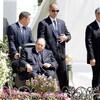 Le président algérien, Abdelaziz Bouteflika.