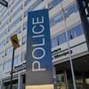 Le quartier général de la police de Winnipeg.