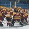 Les Cavalières de Clément-Cormier alignent au moins sept anciennes joueuses de ringuette dans leur équipe de hockey.