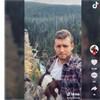 Capture d'écran d'une  vidéo Tik Tok de Chase Barber.