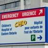Le Centre hospitalier pour enfants de l'est de l'Ontario (archives).