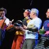 Des clowns lors d'un spectacle pour enfants à Québec