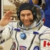 L'astronaute québécois David Saint-Jacques.