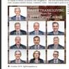 Plusieurs députés libéraux apparaissent dans une publicité publiée dans le magazine The Light.