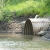 Débit d'eaux usées
