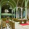 Vue intérieure de l'église Notre-Dame-des-Sept-Allégresses.