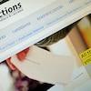 La page d'acceuil du site web d'Élections Terre-Neuve-et-Labrador.