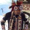 Un autochtone dance