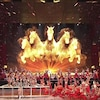 Le gala de la fête du printemps est l'événement le plus attendu de la télévision chinoise.