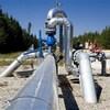 Un gazoduc qui sert dans le transport du gaz naturel.