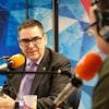 Gilles Courteau en entrevue