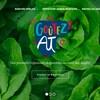 Une capture d'écran du site web de Goûtez AT.