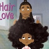 Affiche du film d'animation Hair Love.