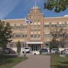La devanture de l'Hôpital Pierre-Janet à Gatineau.