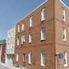 Capture d'écran de la façade de l'immeuble sur Google Street View