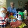 Le collectionneur de jouets Jean Bouchard