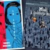 Les couvertures des albums de la semaine.