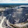 La mine du Lac des îles.