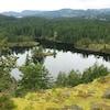 Le lac Thetis.