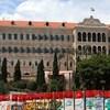 Le siège du gouvernement libanais à Beyrouth.