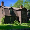 Extérieur de la maison de Gannes-Cosby.