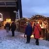 Le Marché de Noël européen à Saguenay