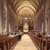 Messe commémorative à la cathédrale pour souligner le 400e anniversaire de la toute première messe célébrée à Trois-Rivières.
