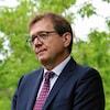 Le ministre fédéral de l'Environnement, Jonathan Wilkinson, à Calgary.
