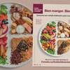 Couverture du nouveau Guide alimentaire et de l'assiette santé