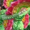 Des participants costumés au défilé du Nouvel An chinois.