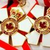 Médailles de l'Ordre du Canada.
