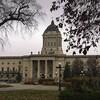 Le palais législatif du Manitoba, à Winnipeg.